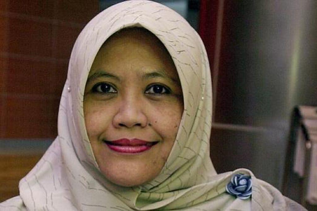 Puan Wan Jumaiah Mohd Jubri
