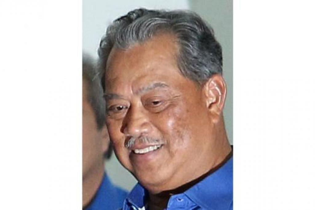 Menteri Pendidikan Malaysia, Tan Sri Muhyiddin Yassin