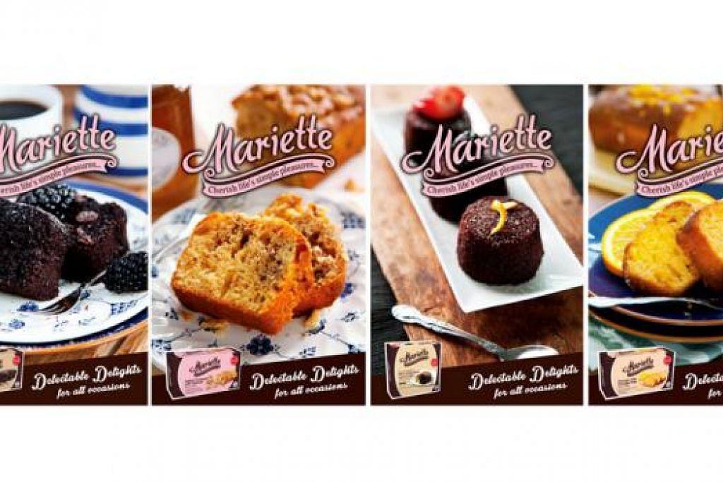 MEMANG LEMBUT DAN ENAK: Inilah empat jenis kek coklat lava yang mempunyai tekstur lembut, lembap dan sangat terasa coklatnya. - Foto-foto MARIETTE