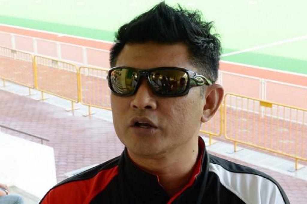 MIRNAWAN NAWAWI: Bekas bintang penyerang skuad hoki Malaysia kini pengurus pasukan Bawah 21 Tahunnya.  - Foto ZAINAL YAHYA