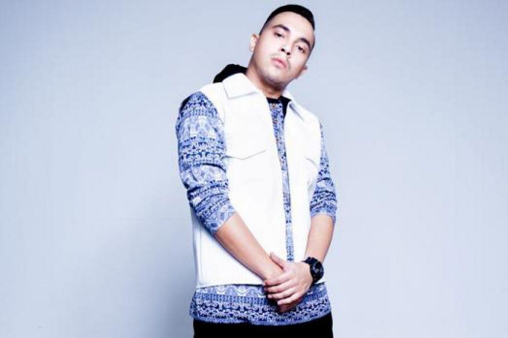 BAKAT DICUNGKIL: Ikon hip hop Malaysia, Joe Flizzow, telah mengasah bakat penyanyi hip hop dan rap SonaOne, yang kini popular dengan lagu 'No More',' Apa Khabar' dan 'Havoc'. - Foto KARTEL