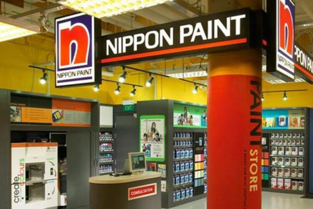JENAMA MAPAN: Encik Goh telah menjadikan Nippon Paint sebuah jenama terkenal di Asia dan membangunkan empayar perniagaan berbilion dolar itu di rantau ini.