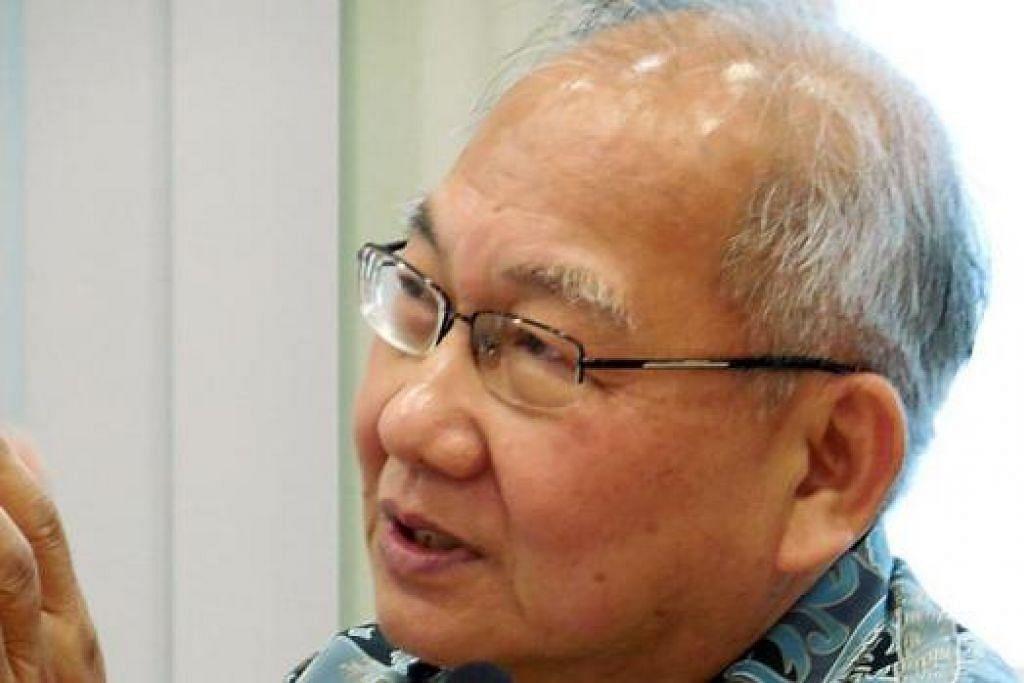DR DING CHOO MING: Kewujudan Cina Peranakan mencerminkan akulturasi dan bukan penindasan atau penjajahan budaya. Dengan kemampuan dari segi ekonomi dan daya intelek, mereka telah mempertahankan jati diri mereka.