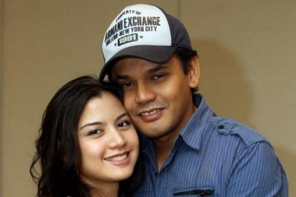 SAHKAN BERITA: Yusry telah mengesahkan desas-desus bahawa isterinya, Lisa Surihani, mengandung selepas tiga tahun berkahwin. - Foto fail