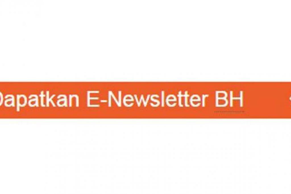 KLIK IKON INI: Berita Harian akan menawarkan berita ringkas bagi pembaca tidak lama lagi.