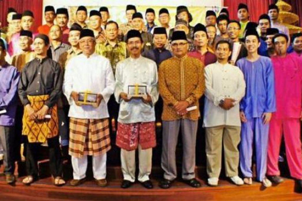 HIMPUNAN ASAL JAWA: Perjumpaan Hari Raya 2011 anjuran Kumpulan Anak-Anak Jawa Pacitan (AJP) dan Gabungan Generasi Jawa Timur (GGJT).