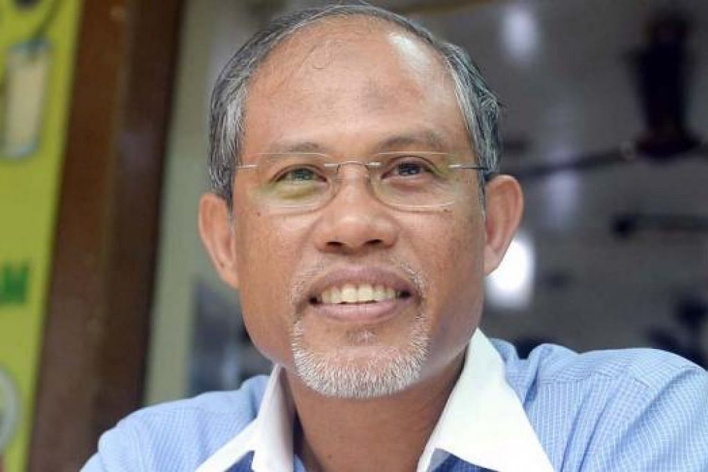 Encik Masagos Zulkifli Masagos Mohamad