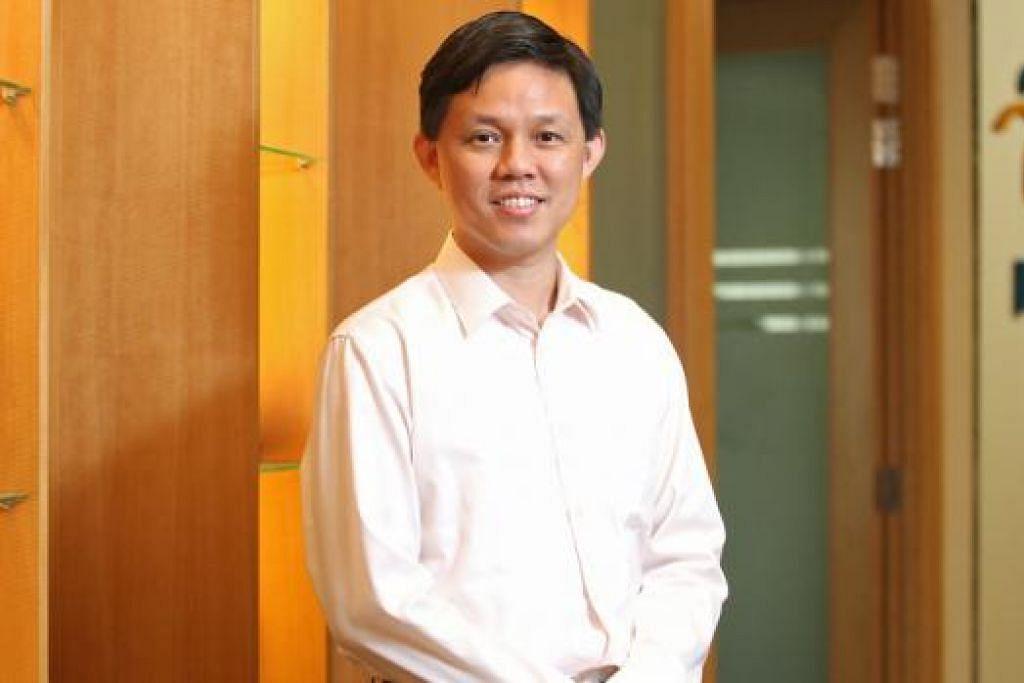 ENCIK CHAN CHUN SING: Yang penting cara masyarakat beri respons terhadap sesuatu keadaan.