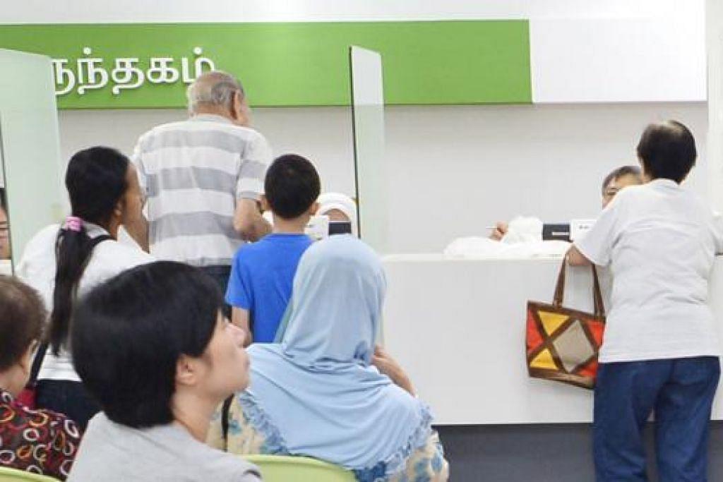 ASPEK KESIHATAN: Warga Singapura menghadapi pelbagai masalah berkenaan kesihatan, misalnya masyarakat yang semakin menua dan kos penjagaan kesihatan yang kian membebankan.