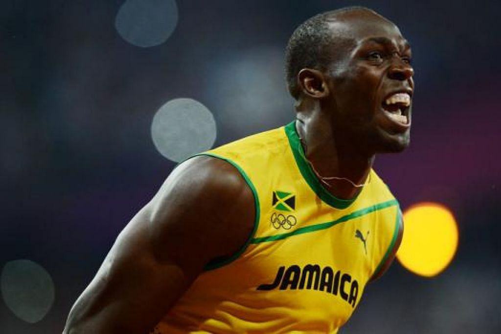 AZAM MEMBARA: Selepas dihambat pelbagai kecederaan tahun lalu, jaguh pecut dunia, Usain Bolt, berkata beliau cergas sepenuhnya bagi persaingan musim baru ini. - Foto fail