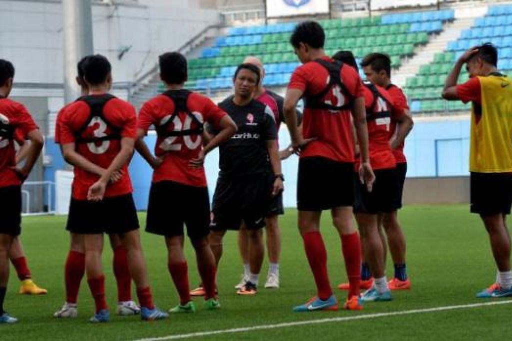 DIANJAK SEHARI: Perlawanan Liga Super Malaysia antara LionsXII dengan Kelantan dianjak ke Ahad.