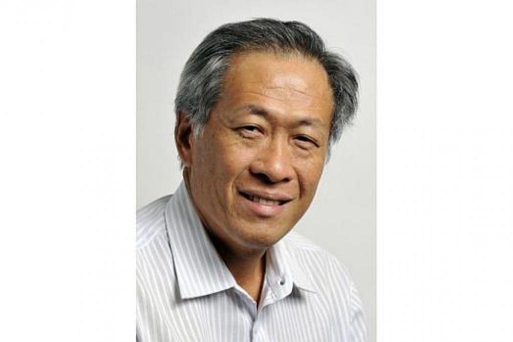 DR NG ENG HEN: Melayu kini berkhidmat dalam pasukan tentera darat, laut dan udara.