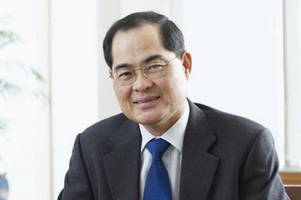 ENCIK LIM HNG KIANG: Singapura belum mencapai kadar pertumbuhan produktviti 2 hingga 3 peratus yang disasarkan. - Foto fail