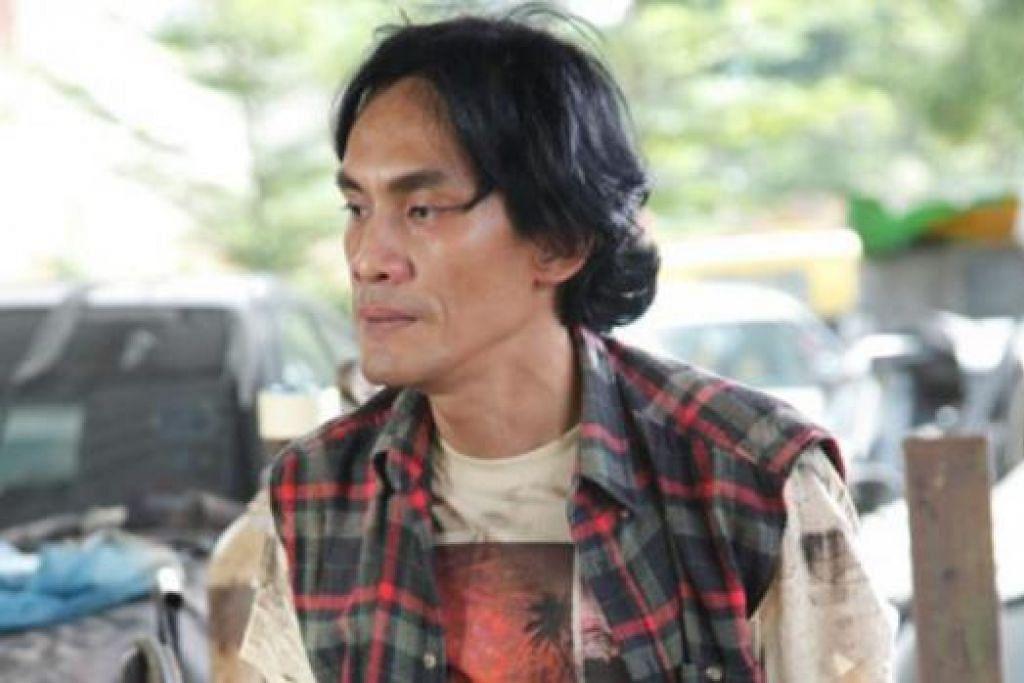 MASIH DAPAT TAWARAN: Pada usia 47 tahun, Faizal masih 'laku' sebagai pelakon dan berjaya membawa pelbagai watak. - Foto SINGTEL