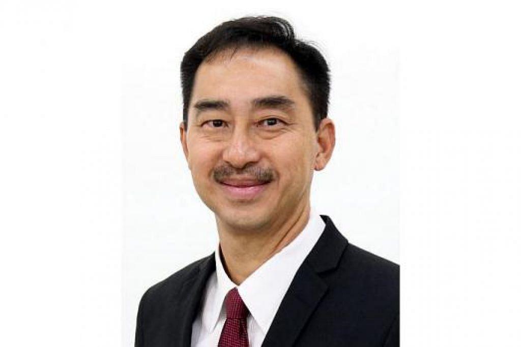 PENGGANTI: Encik Wong Siew Hong akan mengambil alih jawatan Ketua Pengarah Pendidikan.