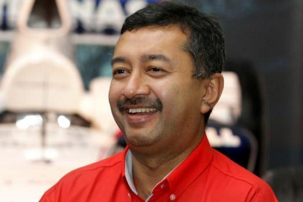 MELAYU KE-26 TERKAYA MALAYSIA, TAN SRI MOKHZANI MAHATHIR