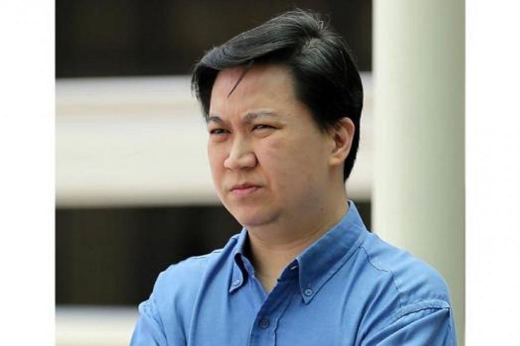 DON SOH SENG HO: Mengaku cuai dan menyebabkan kematian seorang wanita pejalan kaki warga tua. - Foto fail