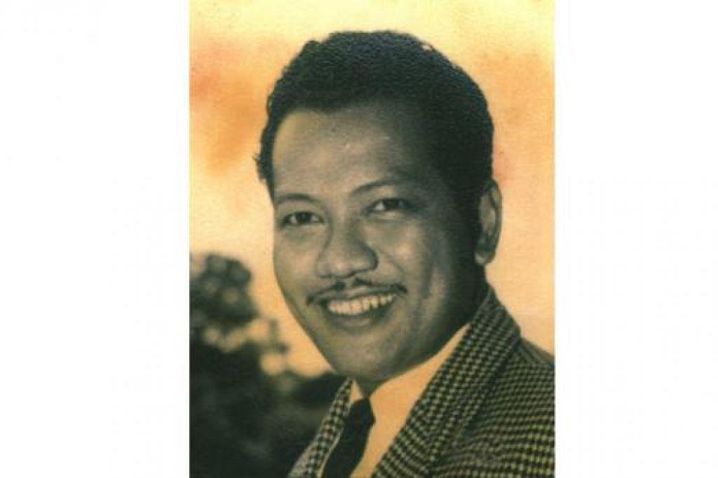 ALLAHYARHAM P. RAMLEE: Walaupun lagu 'Lagenda' dihasilkan 17 tahun selepas kematian P. Ramlee, ia tetap melekat di hati peminat dan sering menjadi pilihan artis muda untuk acara istimewa mengenang seniman itu. - Foto fail