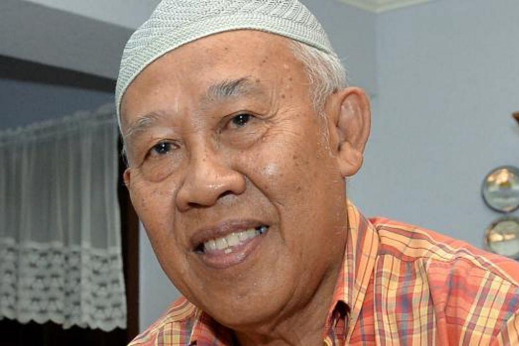 Encik Norimran Salleh