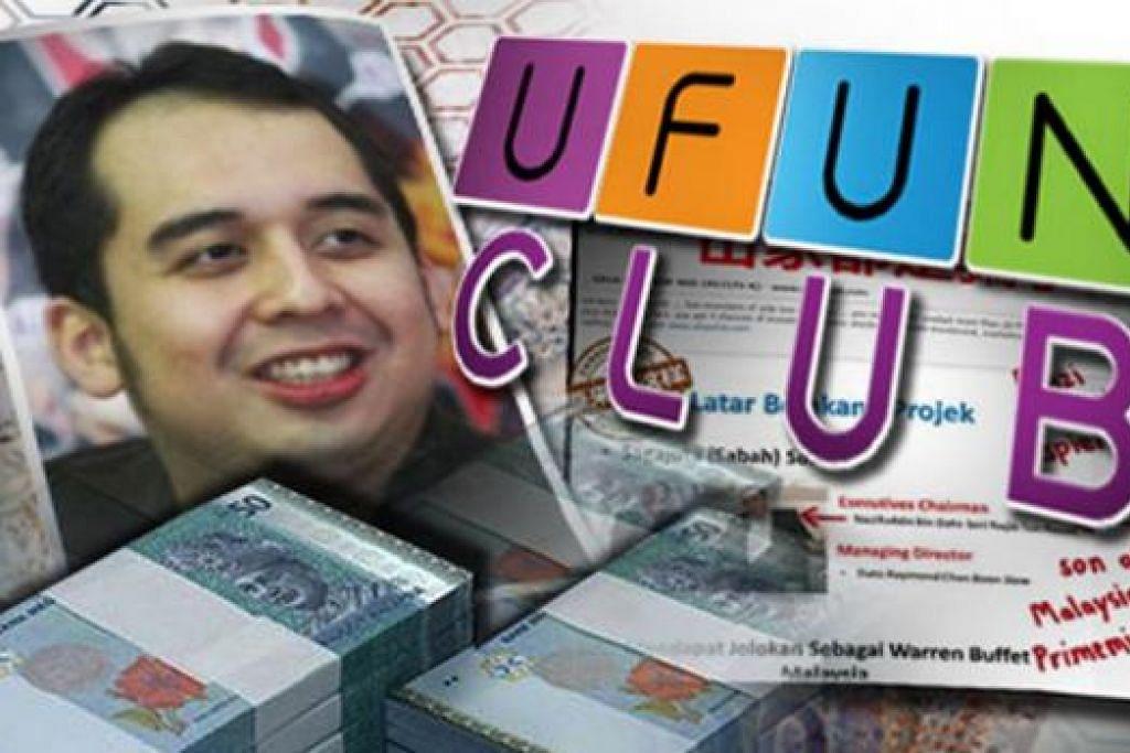TIDAK TERLIBAT: Anak Datuk Najib, Encik Mohd Nazifuddin, menyatakan bahawa namanya disalah guna untuk menipu orang ramai menyertai skim Ponzi. - Foto MALAYSIAKINI