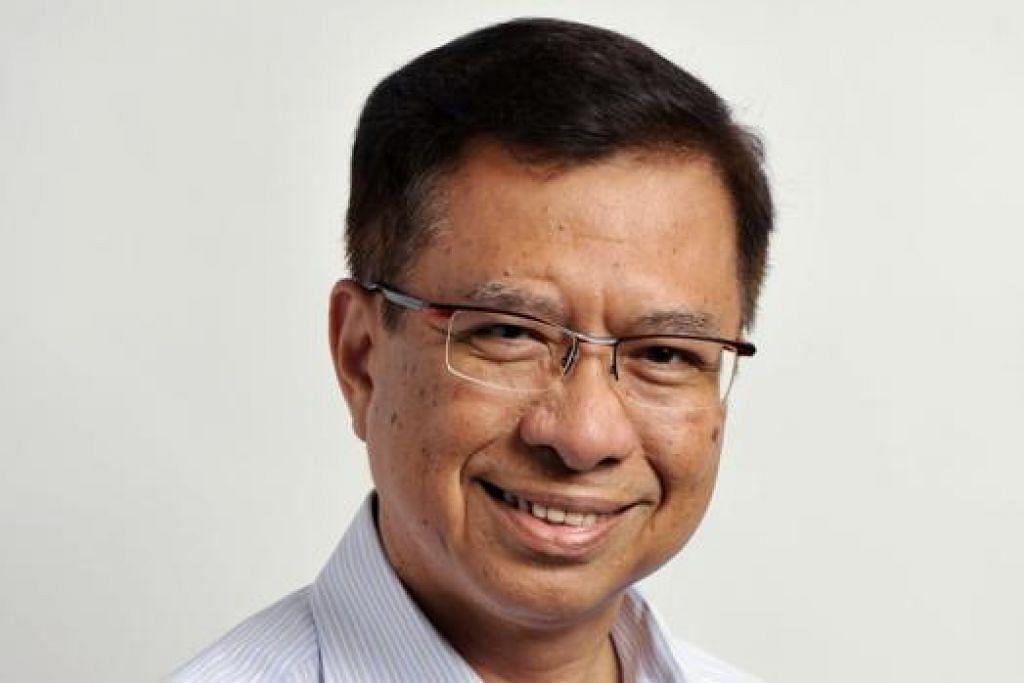 DR AHMAD MAGAD: Menggalak firma Melayu dalam sektor runcit serta makanan dan minuman (F&B) manfaatkan khidmat pakar yang ditawarkan Pusat Daya Penghasilan Singapura (SPC). - Foto fail