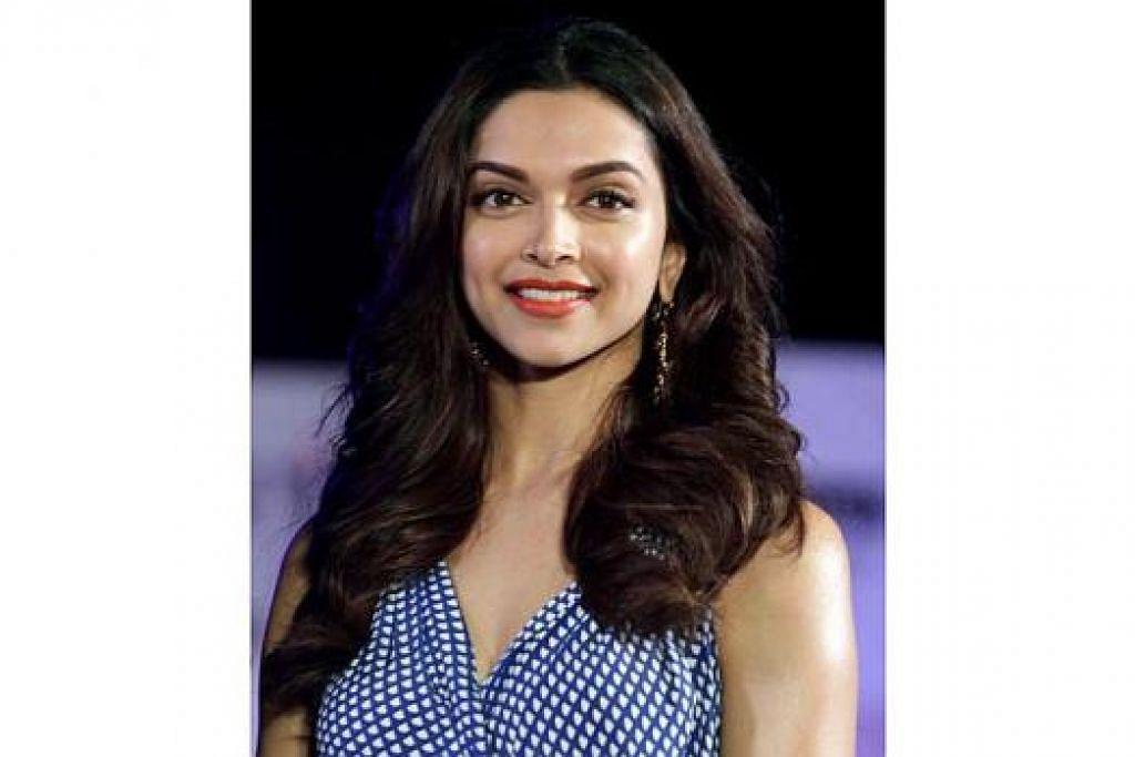 RAHSIAKAN HAL PERIBADI: Deepika Padukone menganggap kehidupan peribadinya tiada kaitan dengan kerjayanya sebagai pelakon. - AFP