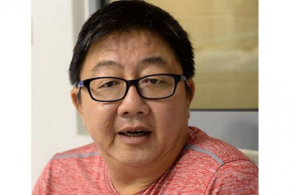 LEE THIN CHEONG: Akui pasukan polo lelaki sudah menjalani persiapan rapi.