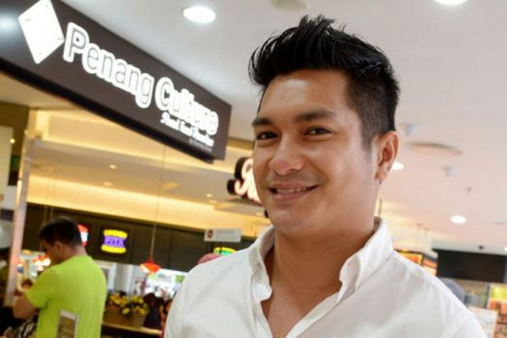 LAHIR RASA KESAL: Akibat memaki seorang polis trafik, pelakon Keith Foo dikenakan denda sebanyak RM100 ($37). - Foto TUKIMAN WARJI
