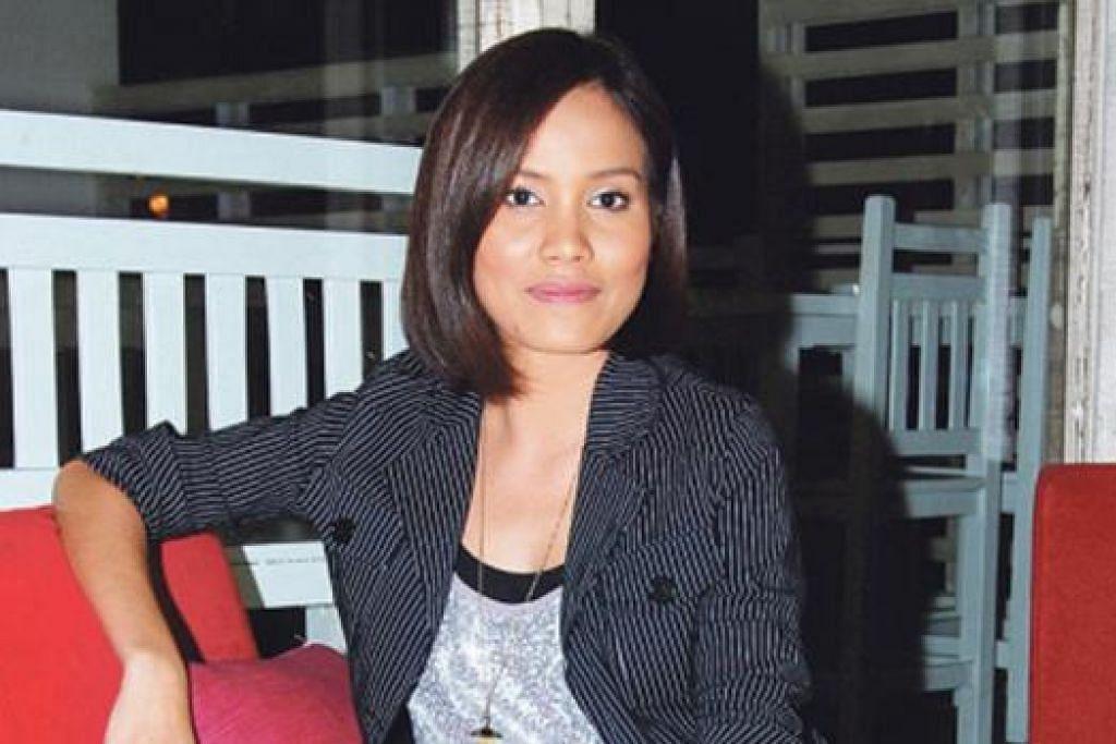 PELAKON ADAM DAN HAWA: Nadiya Nisaa, semakin banyak menerima tawaran lakonan televisyen dan filem. - Foto SINAR HARIAN