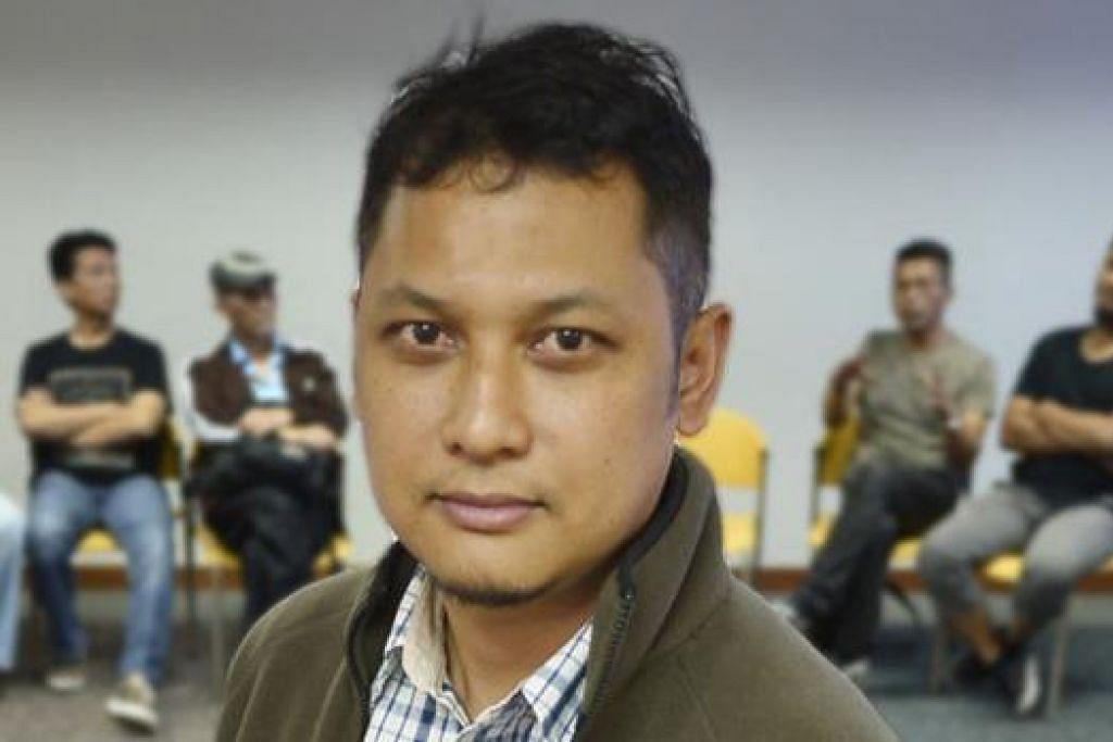 ENCIK SAIFUL NIZAM JEMAIN: Penolong Pengurus, Pusat Nasihat Hutang Angkatan Karyawan Islam (AMP). - Foto fail