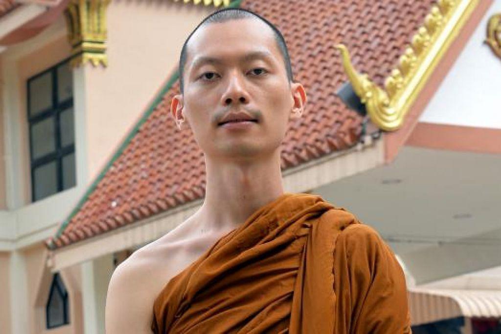 PERLU SALING MEMAHAMI: Venerable Phra Goh berkata seseorang tidak harus dengan mudah membuat kesimpulan mengenai agama lain tanpa memahami dengan lebih mendalam. - Foto M.O. SALLEH