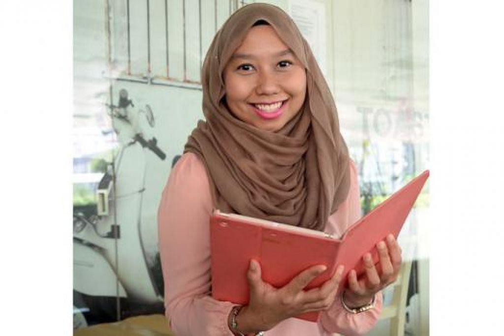CIK ZAFHIRA: Terima hakikat bahawa penyakit lupus akan terus bersamanya seumur hidup. - Foto JOHARI RAHMAT