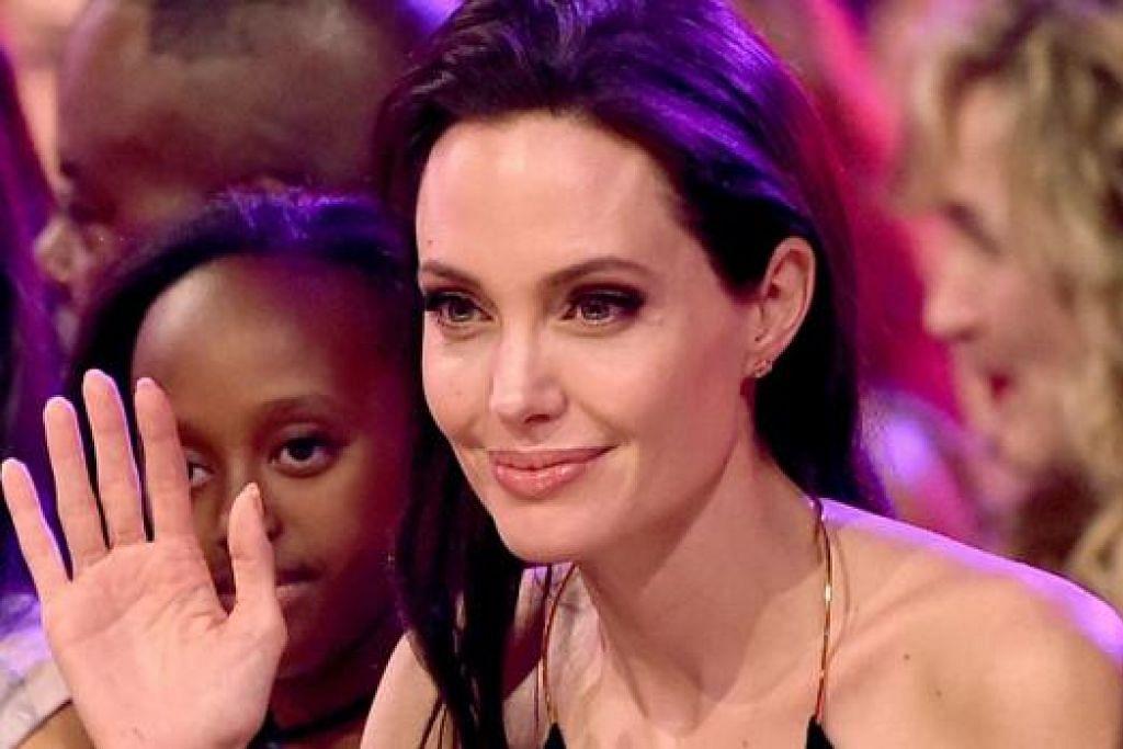 Angelina Jolie (gambar)