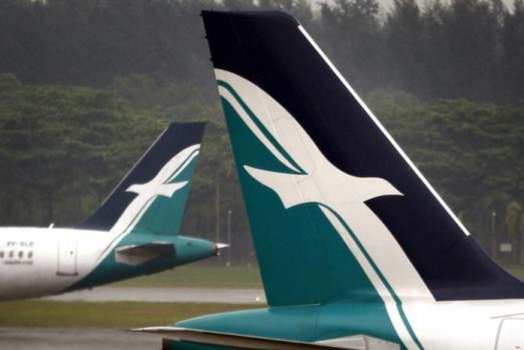SELAMAT MENDARAT: Menurut seorang penumpang, juruterbang SilkAir penerbangan MI8334 bertindak cekap dengan memberi maklumat terkini tentang masalah yang dihadapi pesawat. - Foto fail