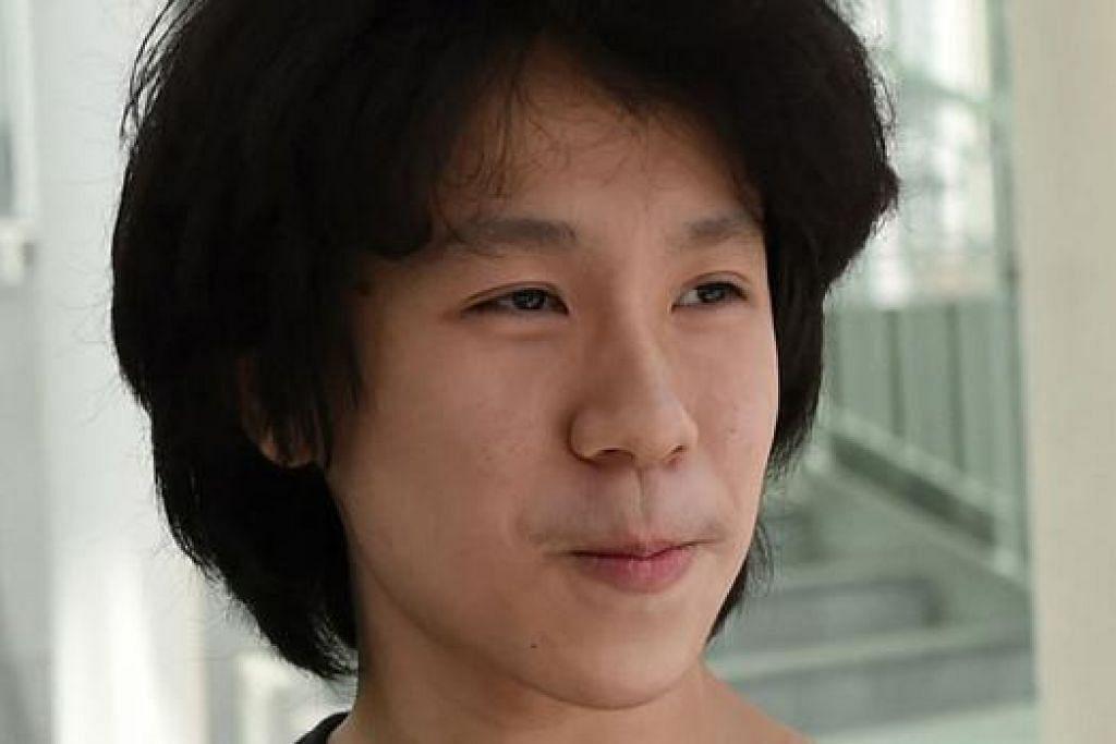 AMOS YEE: Laporan penilaian oleh doktor menyatakan bahawa penulis blog remaja ini mungkin mengalami gangguan spektrum autisme. - Foto AFP