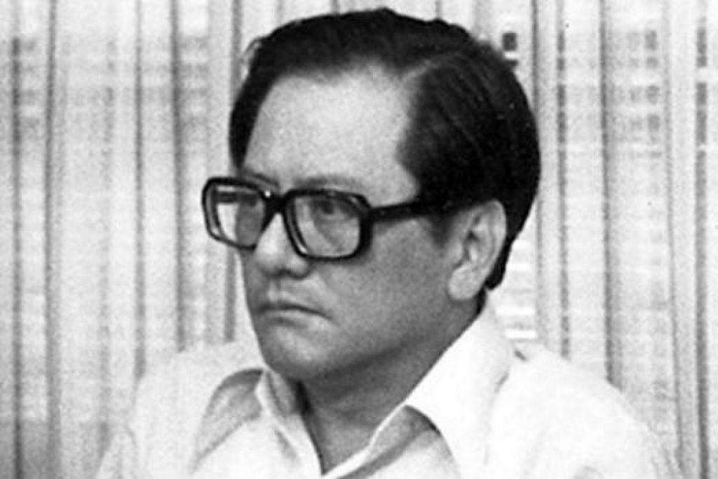 PHEY YEW KOK: Hadapi empat tuduhan pecah amanah dan dua tuduhan di bawah Akta Kesatuan Sekerja. - Foto fail 1979