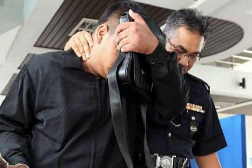 Mohd Amin Nur Izwan Jamaluddin - Foto NSTP