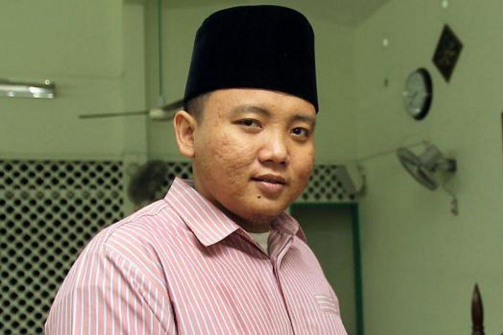 USTAZ HARUNARRASHID ZAINUDIN: Pihak Masjid Tentera DiRaja menawarkan pengalaman program hilangkan tatu.