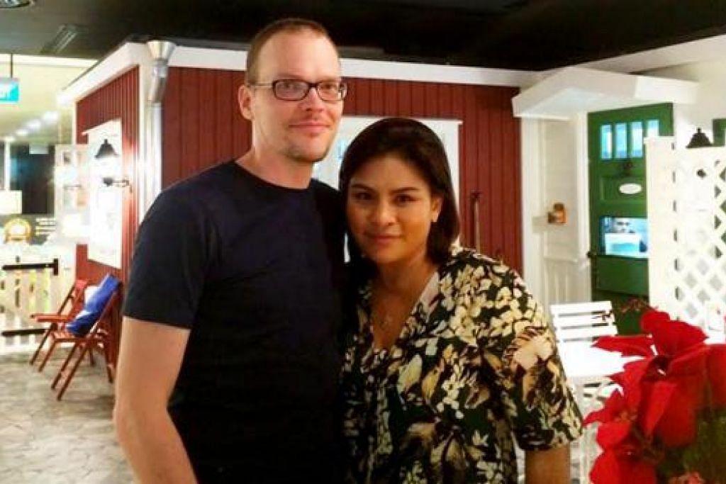 SUDAH ADA TIGA RESTORAN: Cawangan pertama Fika Swedish Cafe & Bistro milik pasangan suami isteri Encik Joakim Hesham Smidhagen dan Cik Tasneem Noor dibuka pada 2009. - Foto-foto KULINARY AFFAIRS
