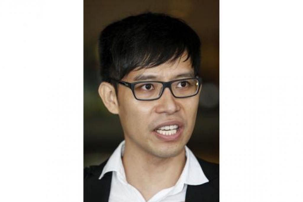ROY NGERNG: Berniat melukakan dan dengan sengaja serta berniat jahat menerbitkan fitnah palsu dan kejam ke atas Encik Lee. - Foto REUTERS