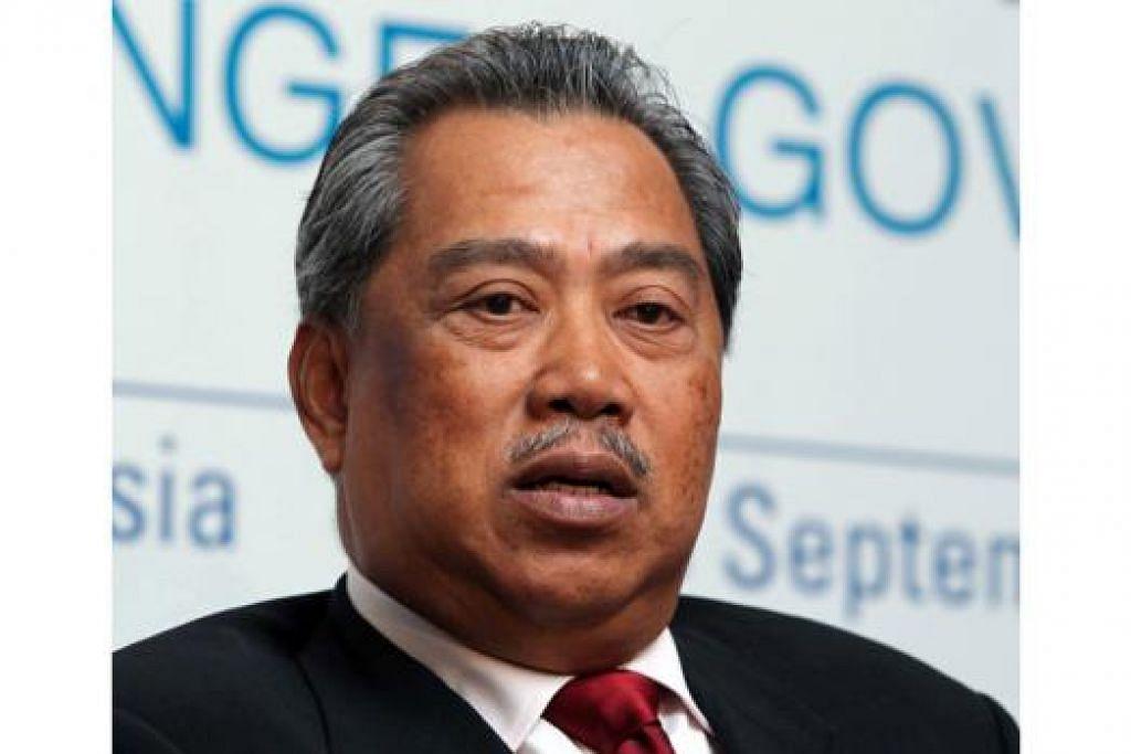 Timbalan Perdana Menteri Malaysia, Tan Sri Muhyiddin Yassin