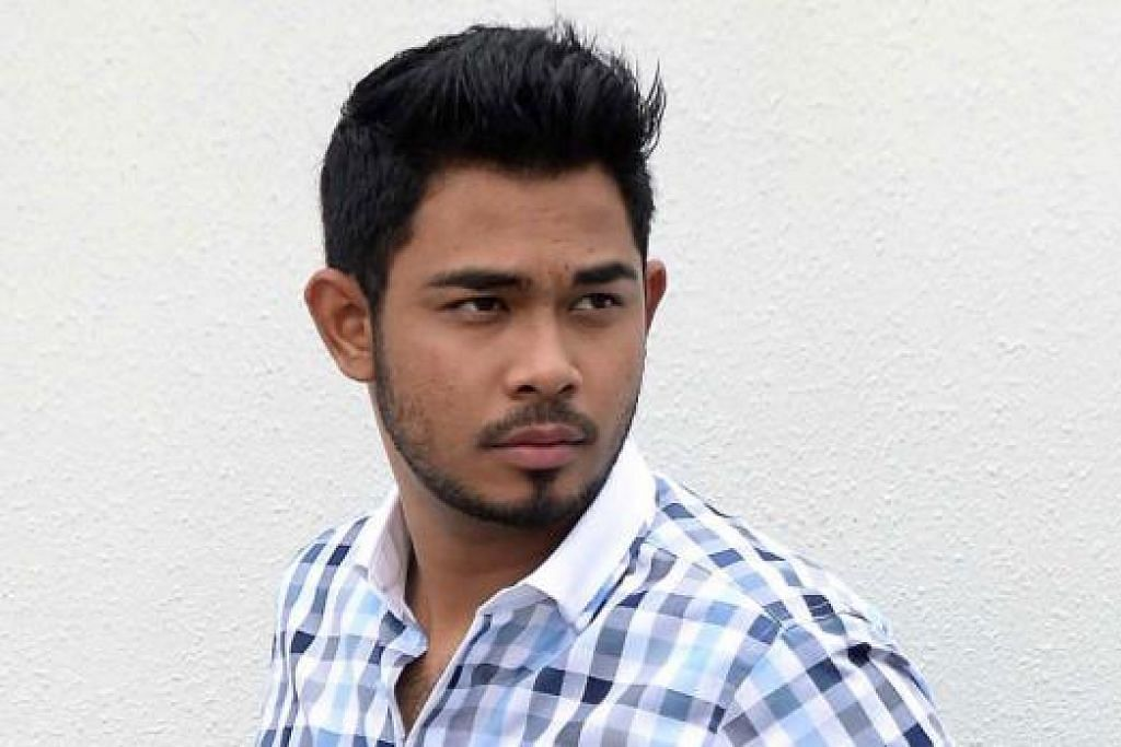 TIDAK DI SEBALIK TABIR LAGI: Aiman Ismail pernah menjadi anggota kru filem sebelum diberi peluang menghasilkan 'single' pertamanya 'Cintamu Palsu'. - Foto TAUFIK A. KADER