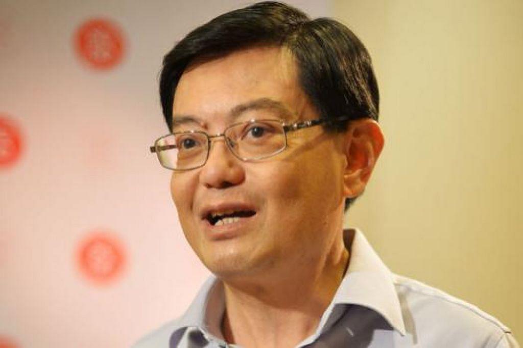 Menteri Pendidikan, Encik Heng Swee Keat.