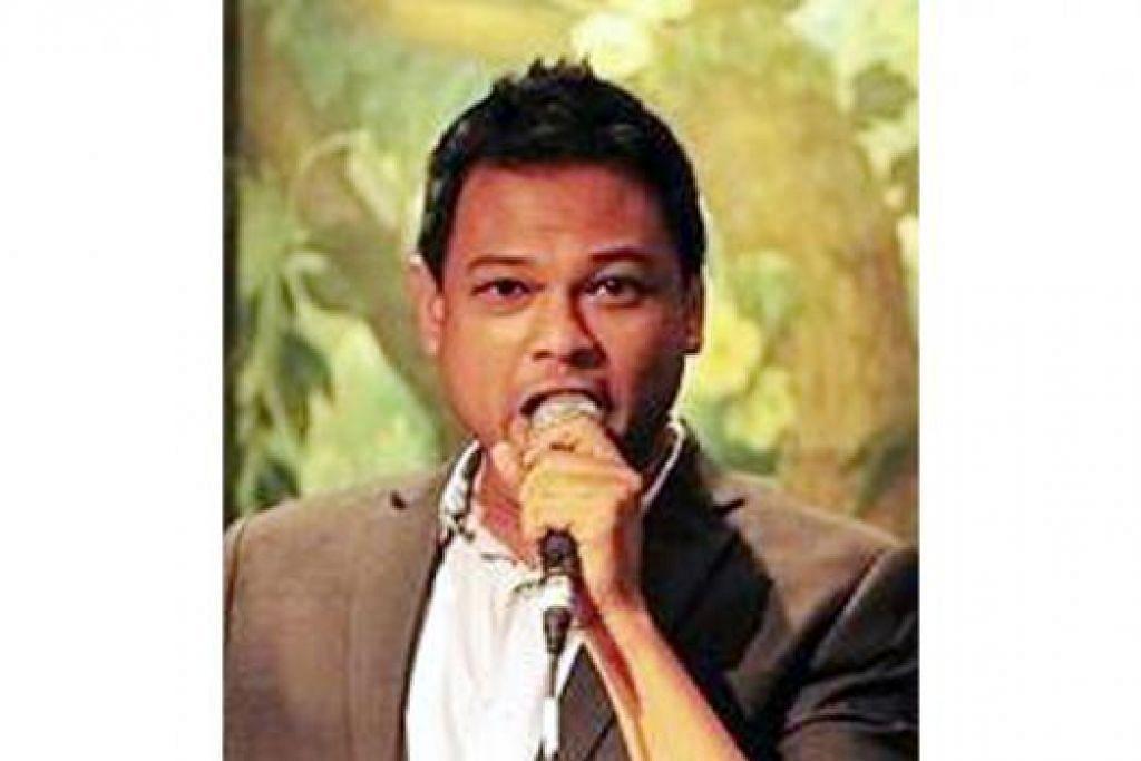 KEMATIAN MENGEJUT: Nizam Rahman, yang dahulu aktif bernyanyi (gambar) dan kemudian mengubah penampilannya, dikatakan tidak mengidap sebarang penyakit. - Foto-foto FB, fail