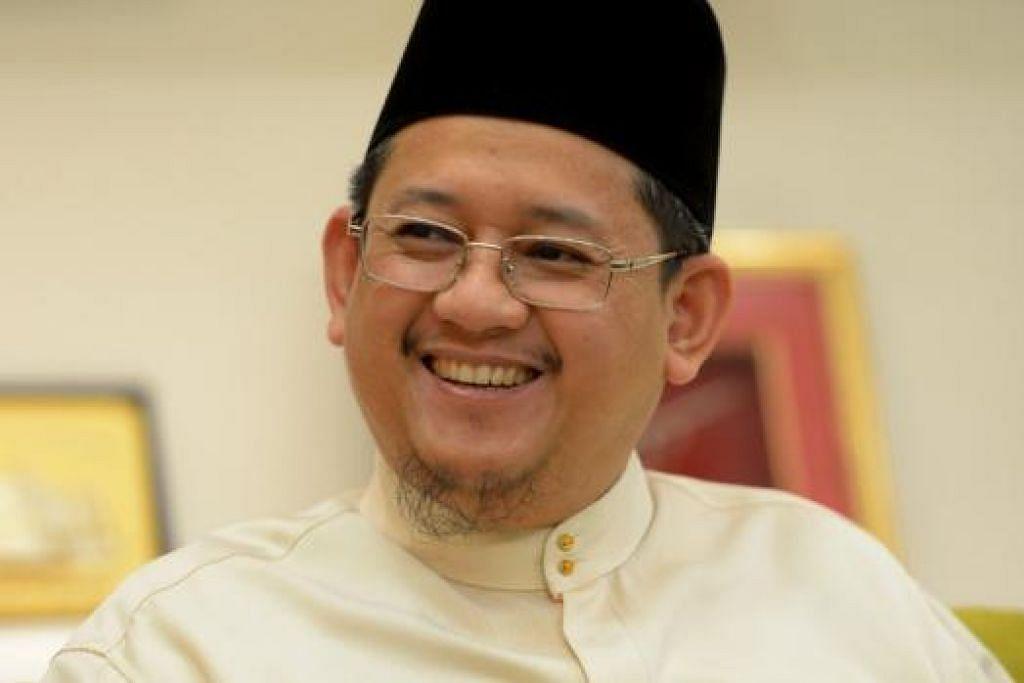 MUFTI USTAZ DR MOHAMED FATRIS BAKARAM: Dijangka buat pengumuman mengenai ketibaan bulan Syawal hari ini.
