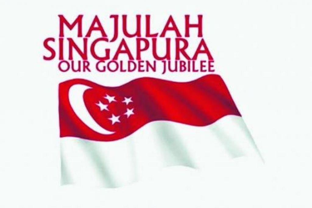 IRINGI PRESIDEN SINGAPURA: Walau sudah kali ketiga sertai NDP, SI Yazid tetap ghairah berpeluang menjadi sebahagian kumpulan Polis Trafik bagi Presiden Singapura dalam perbarisan tahun jubli emas ini. - Foto ZAOBAO