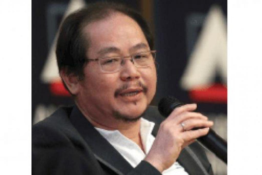 ANTARA INDIVIDU TURUT DILARANG KE LUAR NEGARA - TURUT TERJEJAS: Pemilik The Edge Media Group, Datuk Tong Kooi Ong (atas); Ahli Parlimen DAP, Encik Tony Pua, dan Ahli Parlimen PKR, Encik Rafizi Ramli.