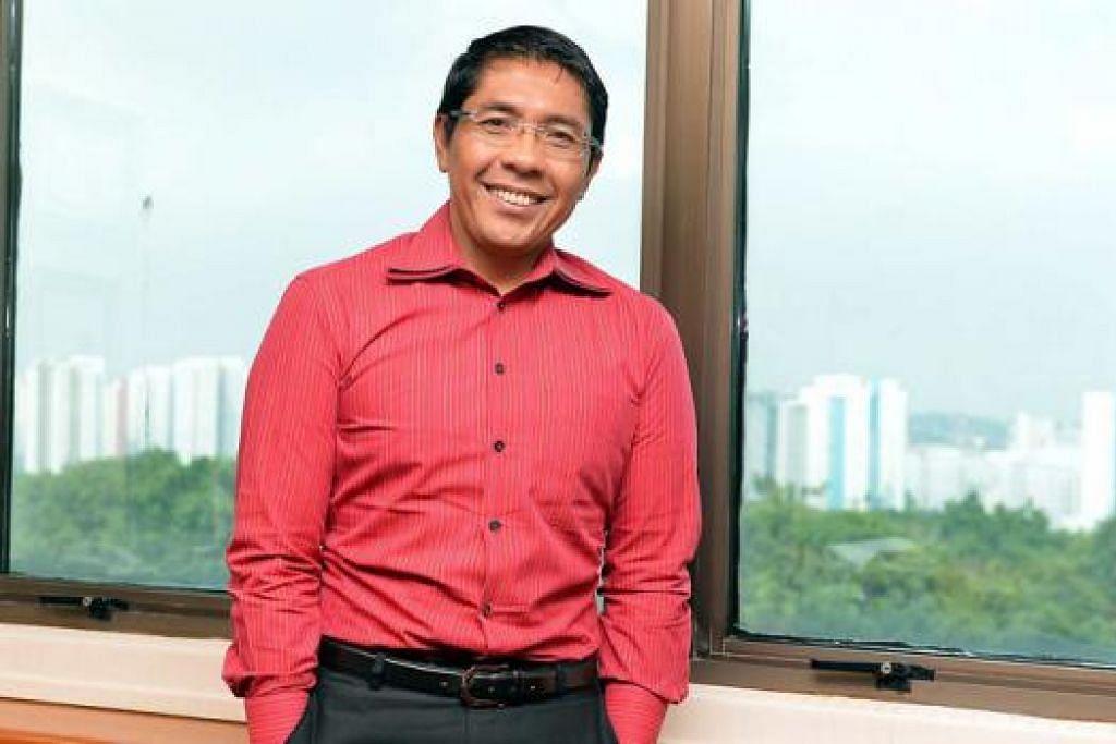 DR MALIKI OSMAN: Menasihatkan rakyat Singapura agar percaya dengan diri mereka dan memanfaatkan peluang yang disediakan pemerintah untuk pembangunan diri mereka. - Foto fail