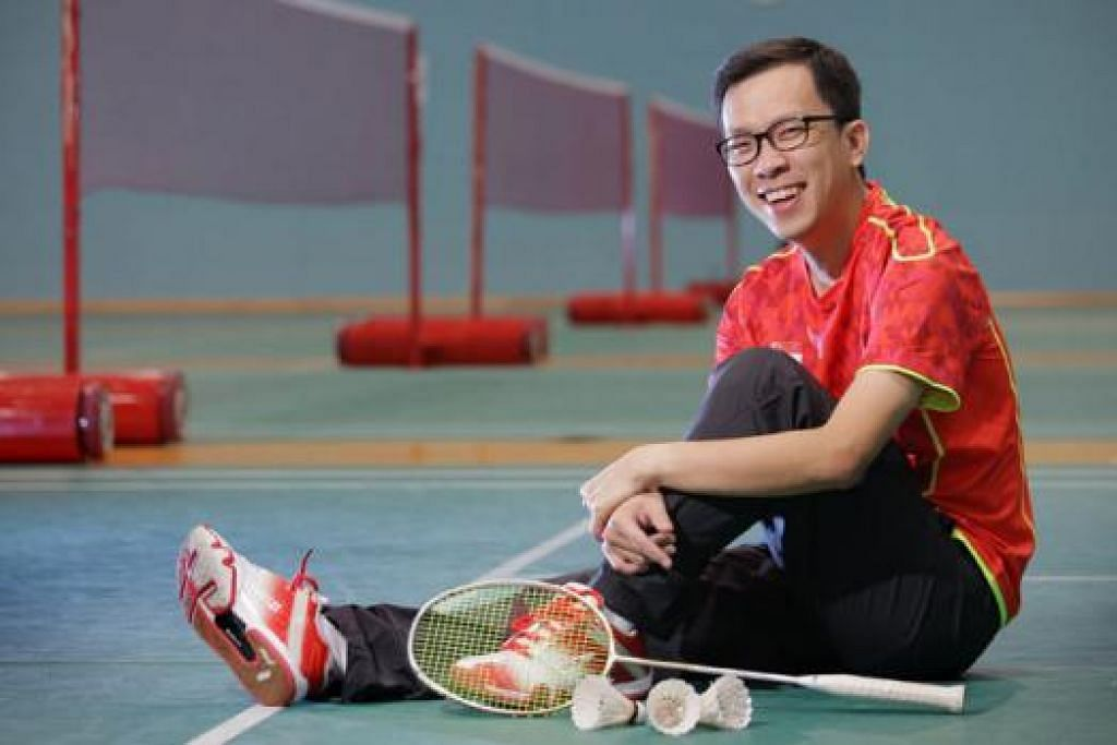 KETUA JURULATIH BARU: Chua Yong Joo menggantikan Liu Qingdong yang telah meletak jawatan sebagai ketua jurulatih badminton nasional. - Foto THE STRAITS TIMES