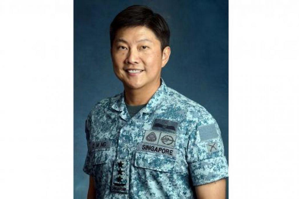 UNDUR DIRI: Panglima Angkatan Tentera, Leftenan-Jeneral (LG) Ng Chee Meng, akan bersara daripada Angkatan Bersenjata Singapura (SAF) pada 18 Ogos ini. - Foto-foto MINDEF